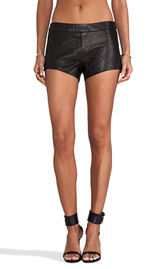 Mason by Michelle Mason Shorts in Black