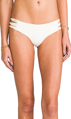 MIKOH Velzyland Triple Looped Bottom in Bone