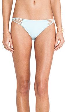 Mikoh Swimwear Lanai Multi String Loop Bottom in Capri