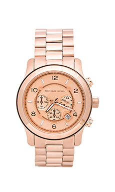 Michael Kors Watch in Rosegold