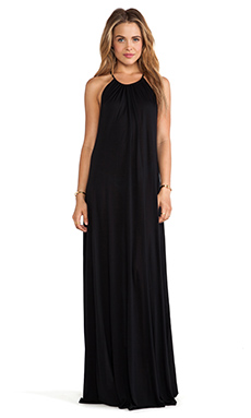 PEDRO MAXI HALTER DRESS