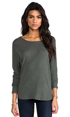 My Line Jayne Mini Dolman in Smoke