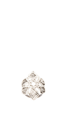 Natalie B Jewelry Pasha Star Ring in