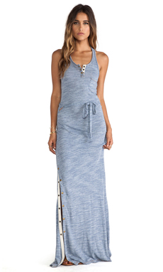 Nation LTD San Marcos Dress en Chambray