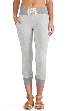 Nation LTD Bellingham Pant in Heather Grey