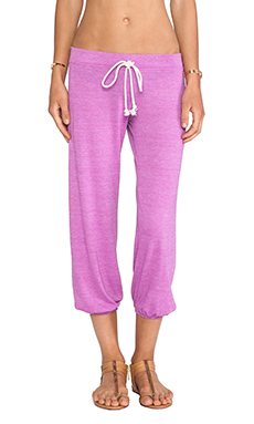 Nation LTD Medora Capri Sweats in Orchid