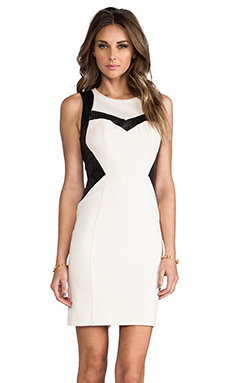 Nanette Lepore Rio Grande Dress in Ivory