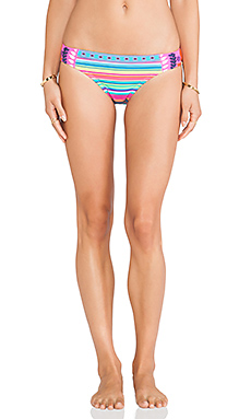 Nanette Lepore Charmer Bikini Bottom in Multi