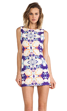 Naven Twiggy Dress in Garden Kaleidoscope