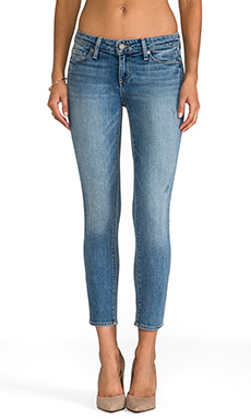 Paige Denim Kylie Crop in Beachwood