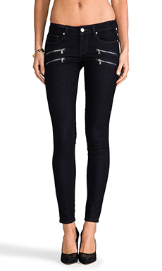 Paige Denim Edgemont Skinny in Twilight