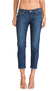Paige Denim Jimmy Jimmy Crop in Dawson