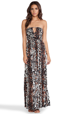 Rachel Pally Lavela Dress in Wildcat