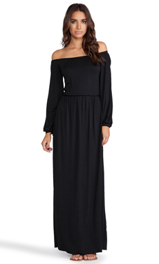 Rachel Pally Jacquetta Maxi in Black