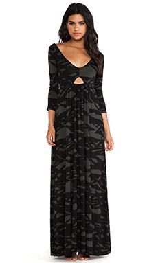 Rachel Pally Dakota Dress in Pine Reflection