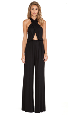 Rachel Pally Austin Jumpsuit in Black
