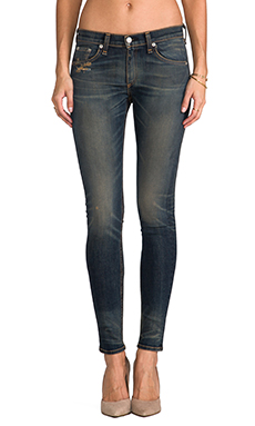 rag & bone/JEAN The Skinny Jean in Arsenal