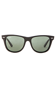 Ray-Ban Outsider Oversized Wayfarer in Black