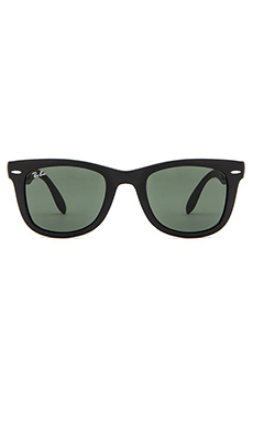 Ray-Ban Wayfarer Folding Classic in Black