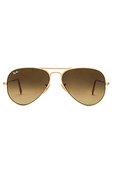 Ray-Ban Aviator Gradient in Gold