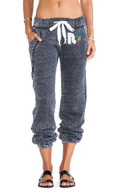 Rebel Yell Unisex Jogging Pants in Heather Grey