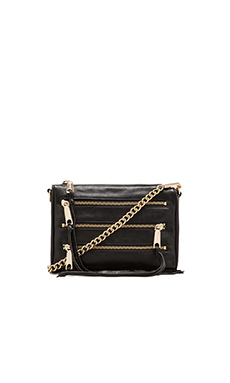 MINI 5 ZIP CLUTCH