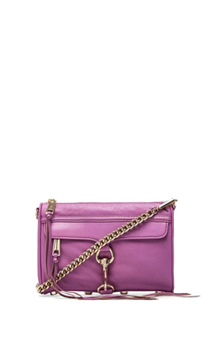Rebecca Minkoff Mini MAC in Freesia