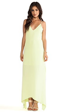 Rory Beca Ever Simple Gown in Pear