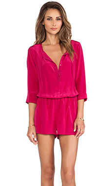 Rory Beca Jelly Romper in Bang Bang