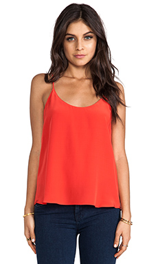 Rory Beca Rex Cami Top in Picante