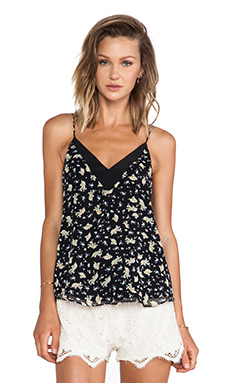 Rory Beca Crusader V Neck Cami in Fugazi