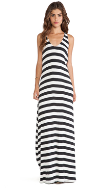 RVCA Artemisia Maxi Dress in Black