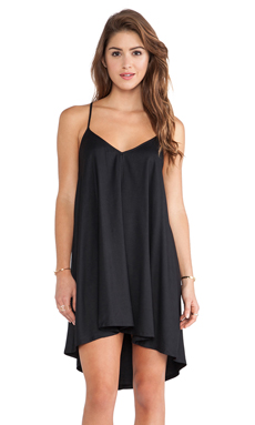 RVCA Marigold Dress in Black
