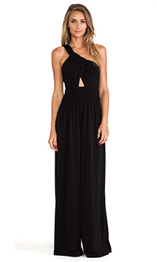 RACHEL ZOE Ruby Jumpsuit in Black
