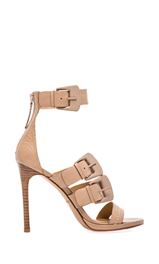 RACHEL ZOE Macey Heel in Natural