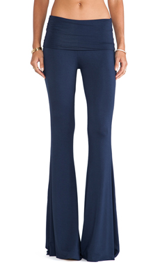 Saint Grace Ashby Flare Pant in Night