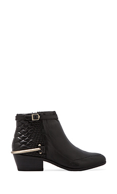 Sam Edelman Porter Bootie in Black