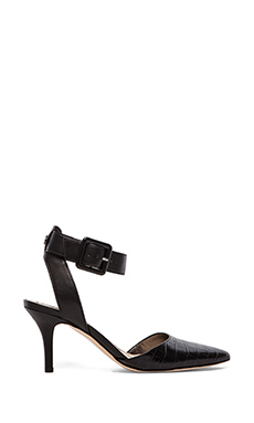 Sam Edelman Okala Heel in Black