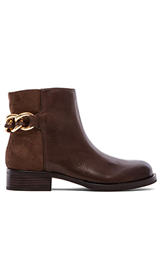Sam Edelman Chester Bootie in Dark Brown