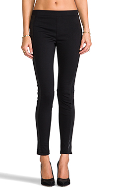 Sanctuary New Arrowhead Ponte Legging in Black