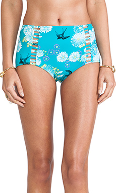 SONGBIRD HIGH WAISTED BIKINI BOTTOM