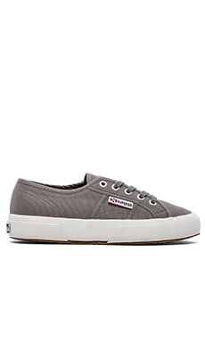 Superga Cotu Classic Sneaker in Grey Sage