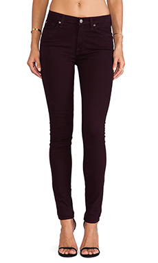 7 For All Mankind The Midrise Skinny with Contour