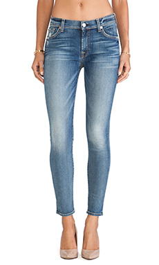 7 For All Mankind The Ankle Skinny in Absolute Heritage 2