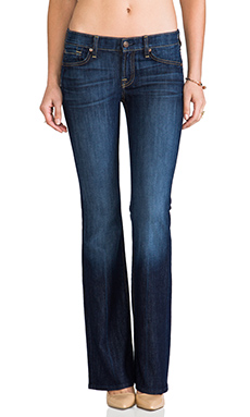 7 For All Mankind Bootcut in Nouveau New York Dark