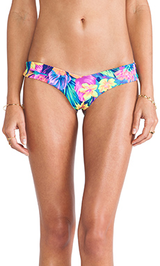 Stone Fox Swim Tucker Bottom in Tahiti