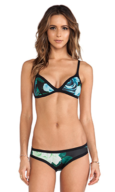 BONDED TRIANGLE BIKINI SET