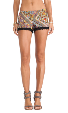 Show Me Your Mumu Bri Lacey Short in Gypsy Wagon