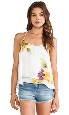 Show Me Your Mumu Spike Tank in Floating Floral