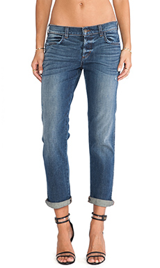 Siwy Jeans Joan Slouchy Straight in Lead Me On